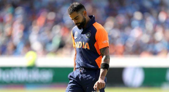 Virat Kohli India England