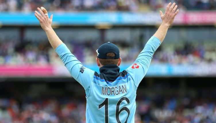 Eoin Morgan England Cricket365