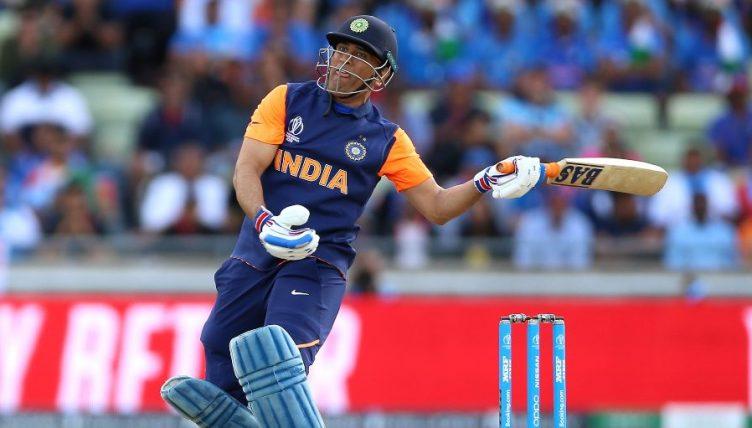 MS Dhoni India England