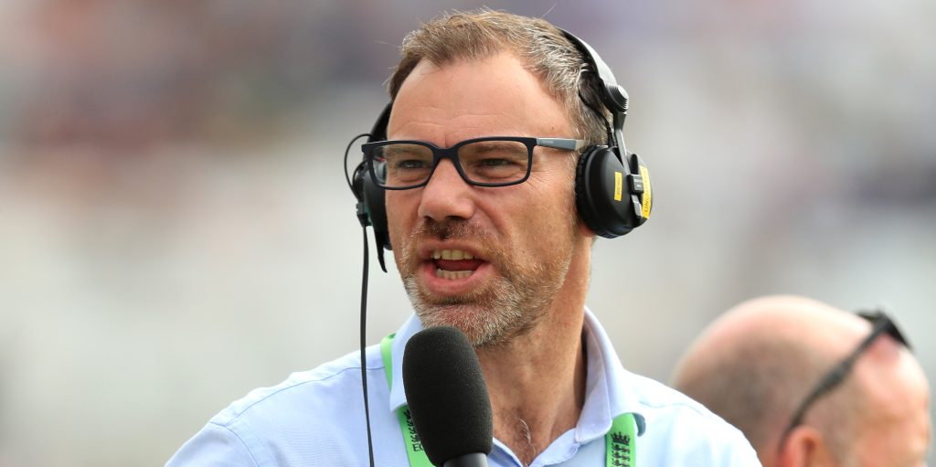 Charles Dagnall Test Match Special England