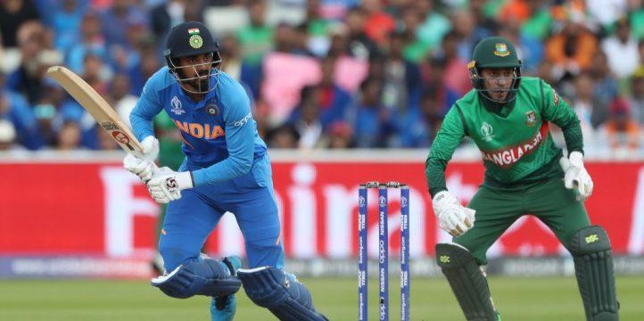 KL Rahul India Bangladesh World Cup PA