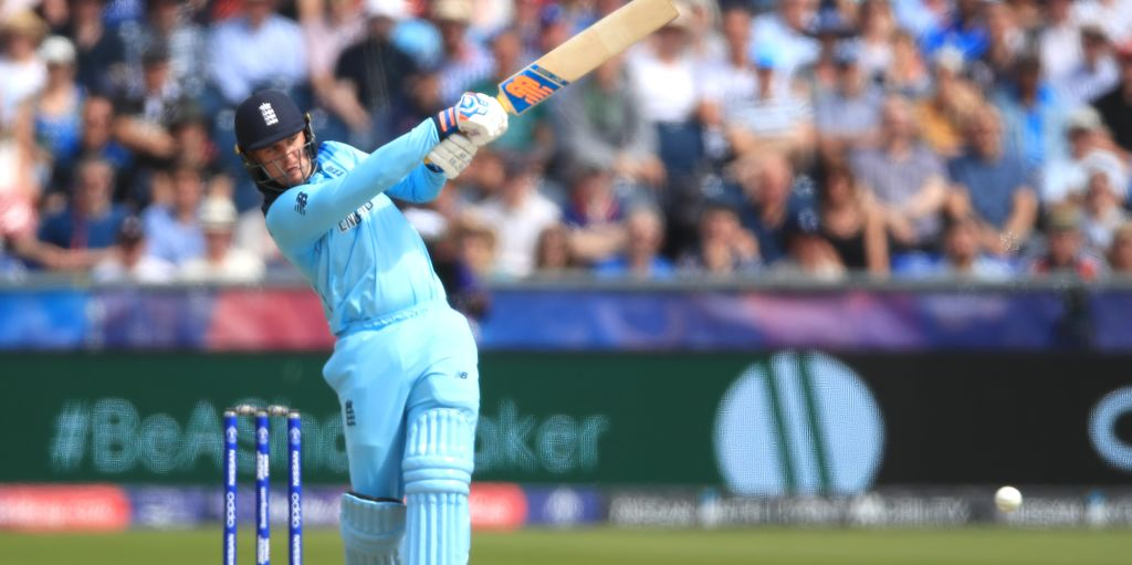 Jason Roy England New Zealand World Cup PA