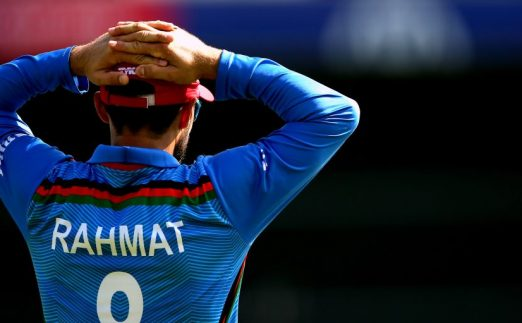 Rahmat Shah Afghanistan Pakistan World Cup PA