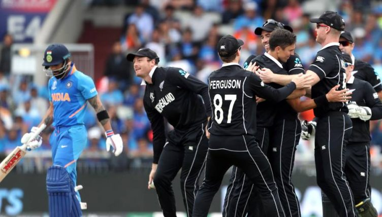 Watch Cricket World Cup 2019 India V New Zealand