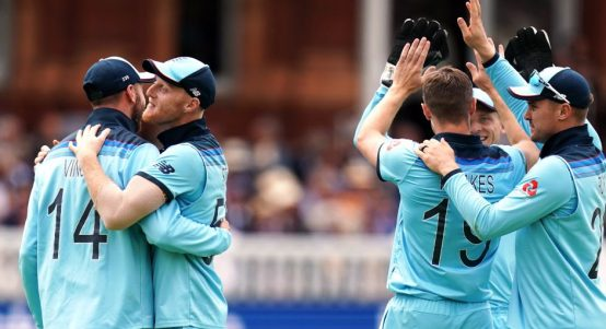 Chris Woakes England New Zealand World Cup final PA