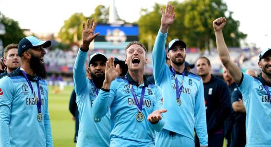 Jos Buttler England Cricket World Cup final