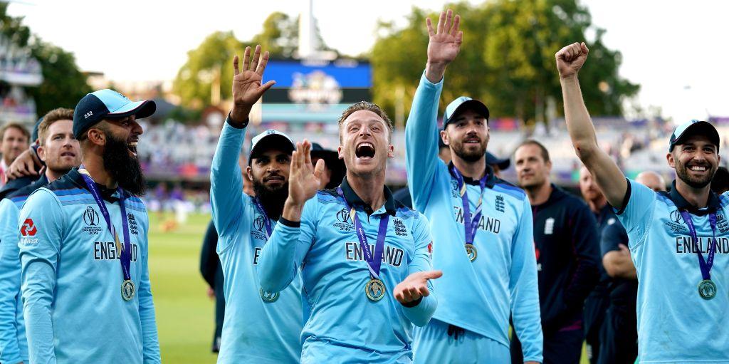 Jos Buttler England Cricket World Cup final