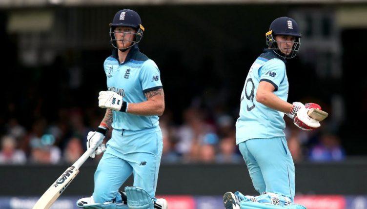 Ben Stokes Chris Woakes England