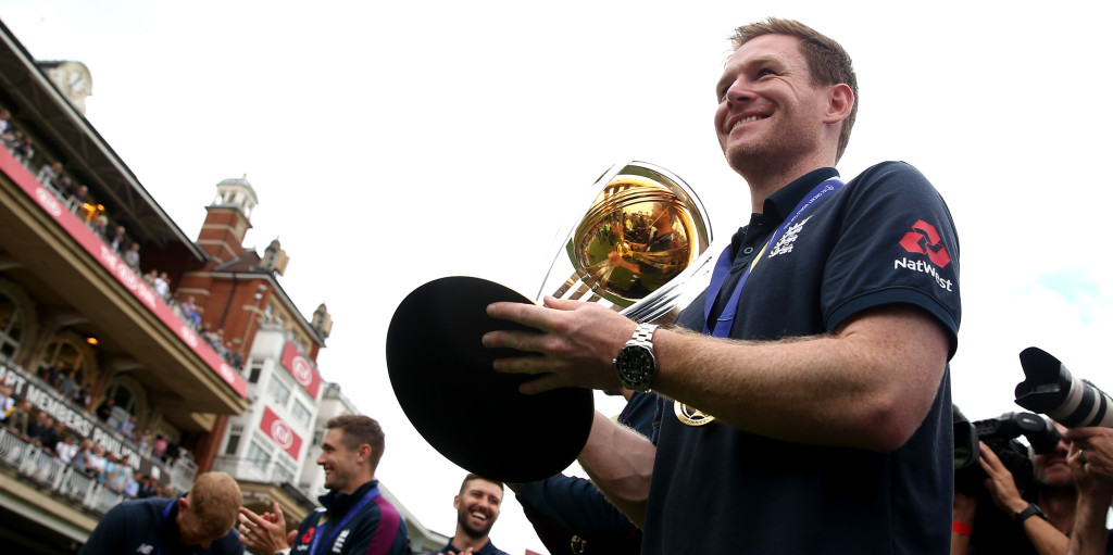 Eoin Morgan selected as Dublin's 'icon' in Euro T20 Slam