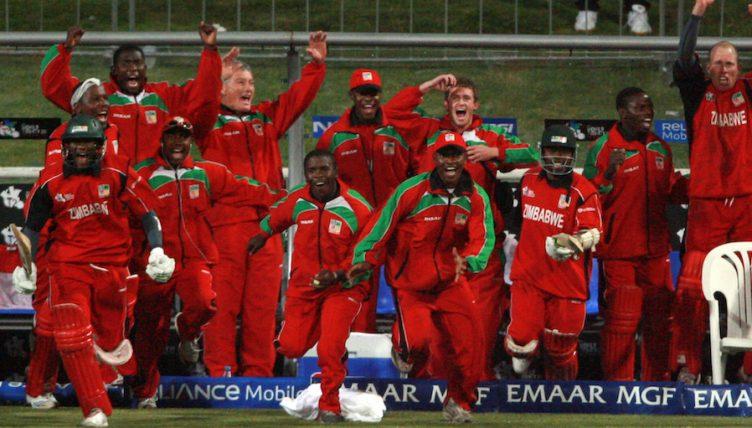 Zimbabwe Cricket PA