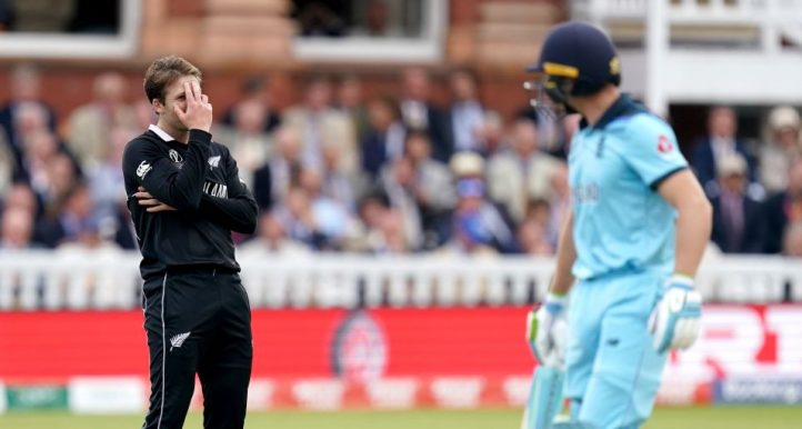 Lockie Ferguson Jos Buttler Cricket World Cup final