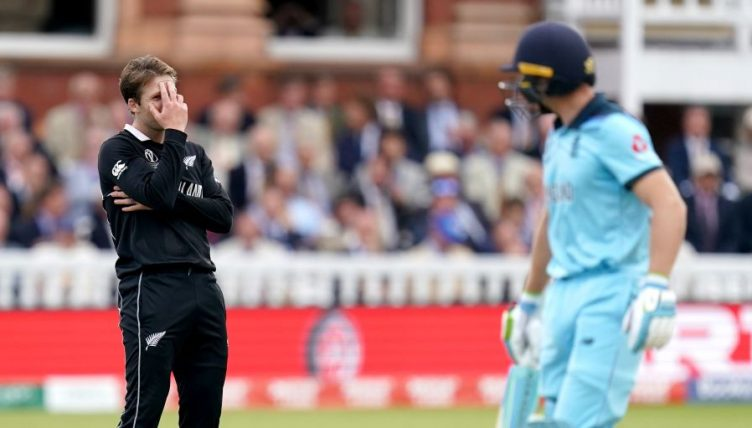 Lockie Ferguson Jos Buttler Cricket World Cup final