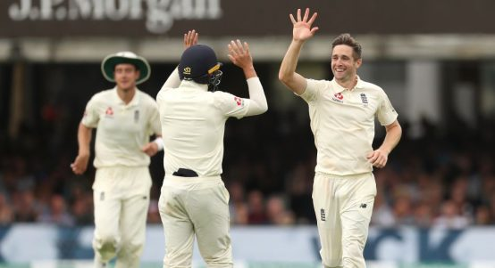 Chris Woakes England Ireland Lord's PA