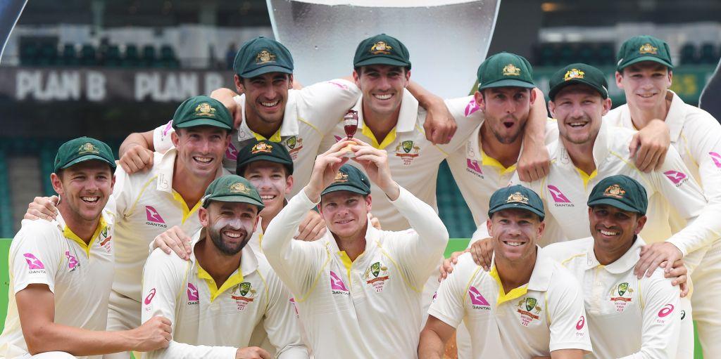 Australia win 2017 18 Ashes PA