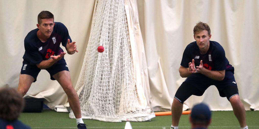 Joe Denly Joe Root England Ashes PA