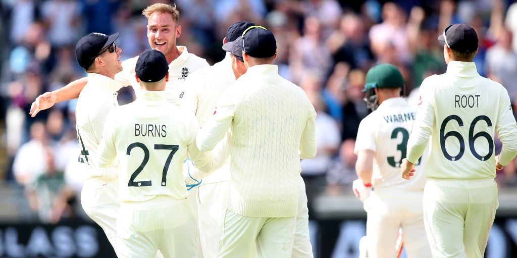 Broad 2019 Ashes PA