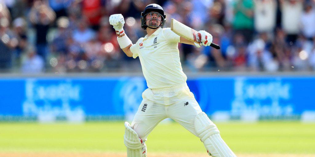 Rory Burns England PA