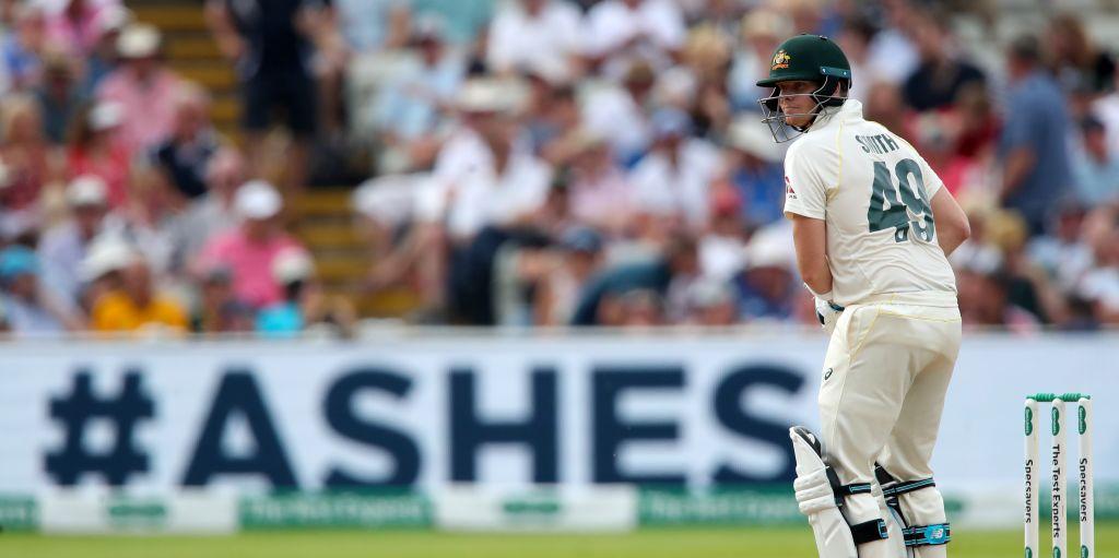 Steve Smith England Australia Edgbaston Ashes PA