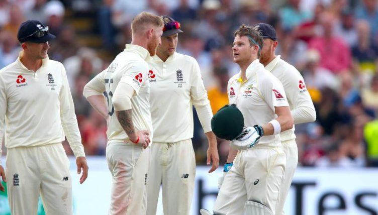 Ben Stokes Steve Smith Edgbaston England Australia Ashes PA