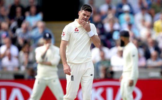 James Anderson England Australia Edgbaston Ashes PA
