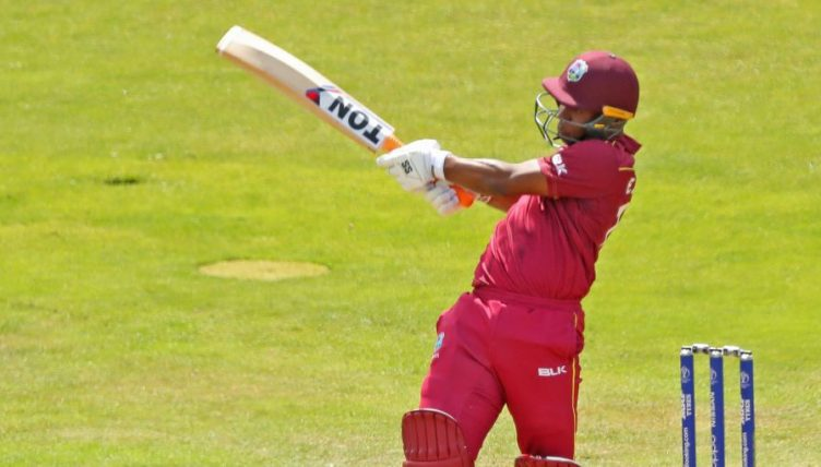 Evin Lewis West Indies PA