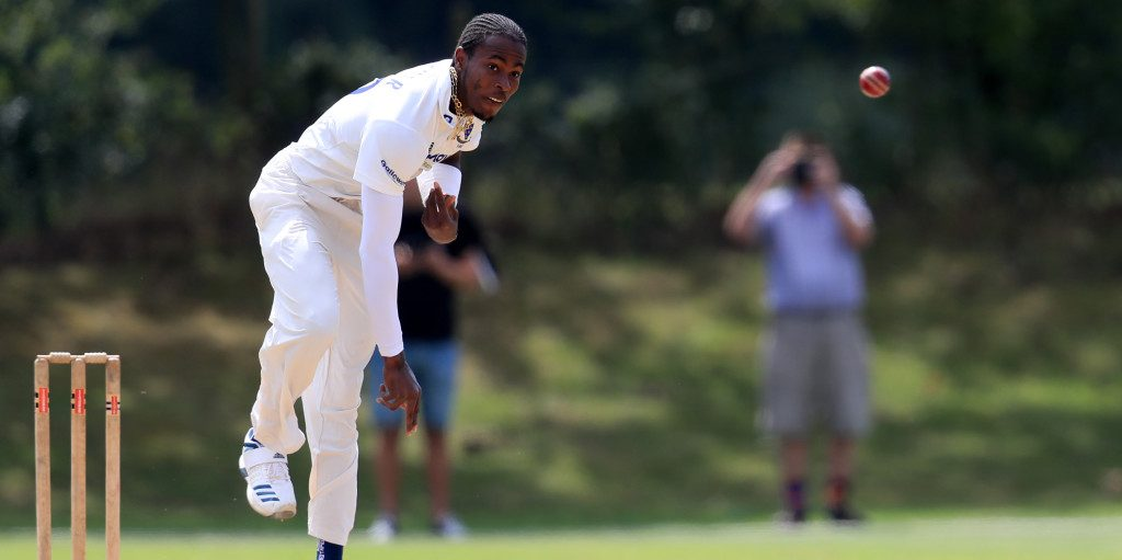 Jofra Archer Whites PA