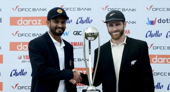 Dimuth Karunaratne Kane Williamson Sri Lanka New Zealand PA