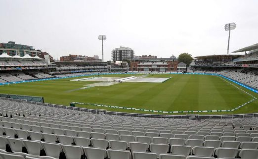 Lord's more rain England Australia Ashes PA