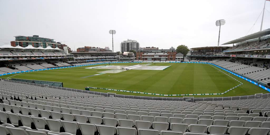 Lord's more rain England Australia Ashes PA