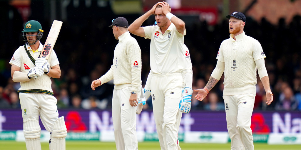 Stuart Broad outlines England's path to second Test victory