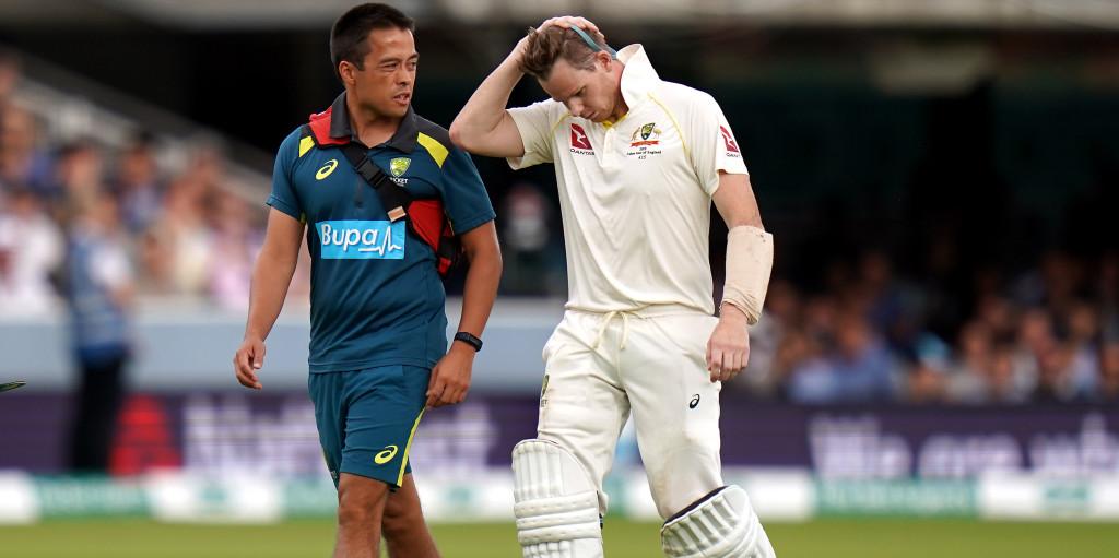 Labuschagne replaces concussed Smith in Aussie team