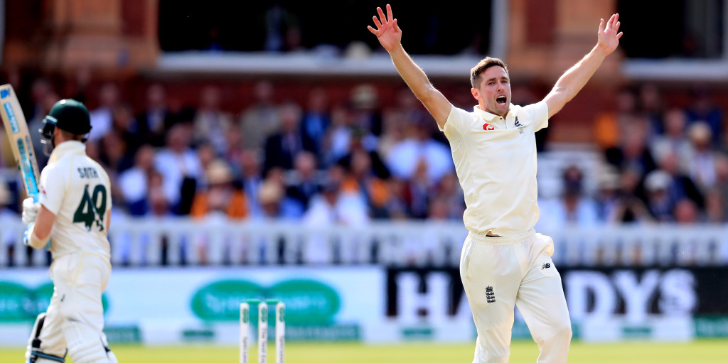Chris Woakes delivers verdict on England's chances; Archer v Smith
