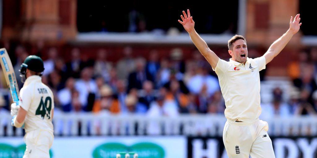 Steve Smith walking review Chris Woakes England Australia Ashes PA