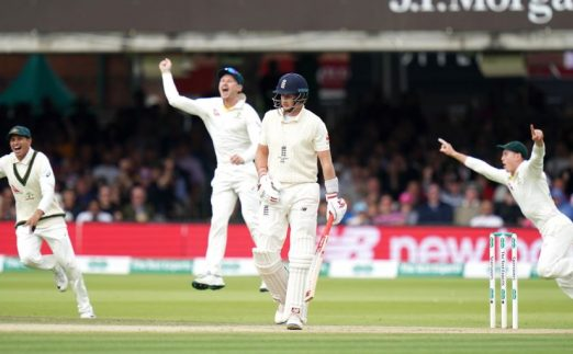 Joe Root out Lord's day four England Australia Ashes PA