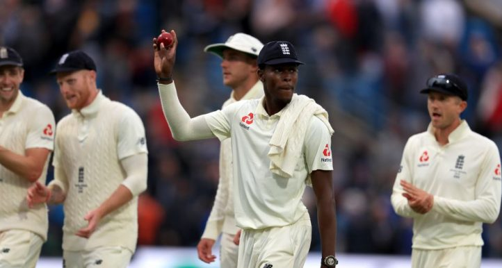 Jofra Archer Headingley England Australia Ashes PA