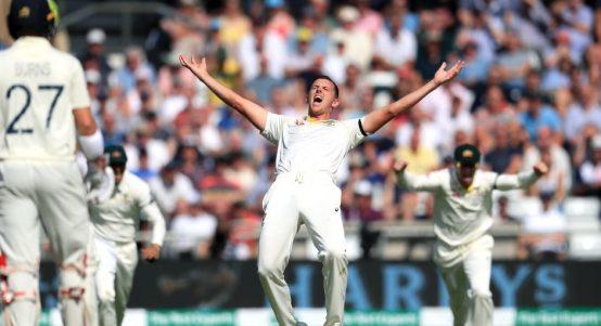 Josh Hazlewood England Australia Ashes Headingley PA