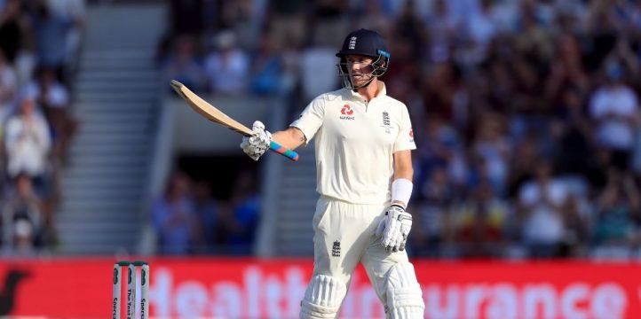 Joe Denly 50 England Australia Headingley PA