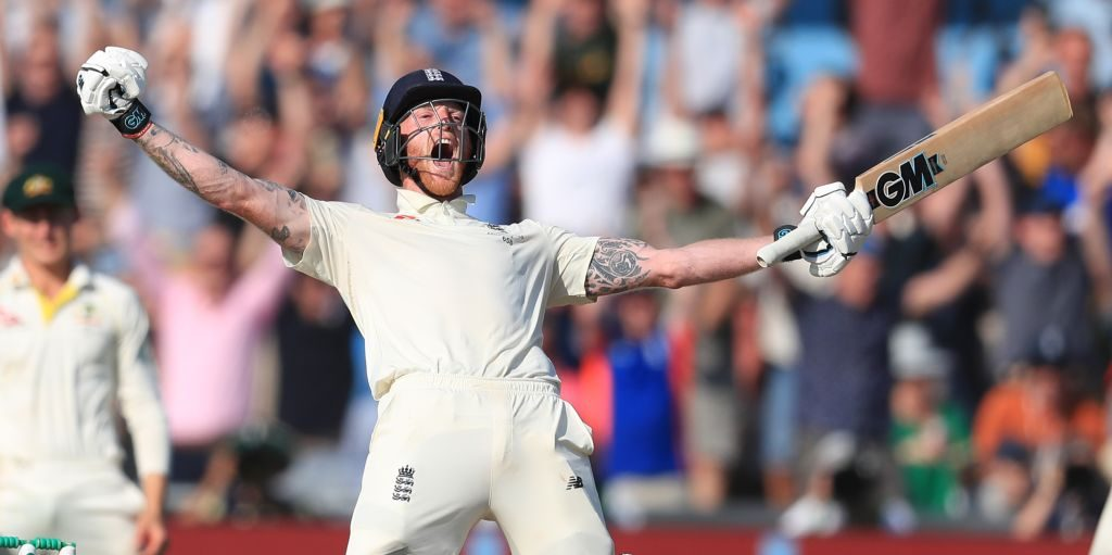 Ben Stokes Headingley England Australia Ridiculous Ashes PA
