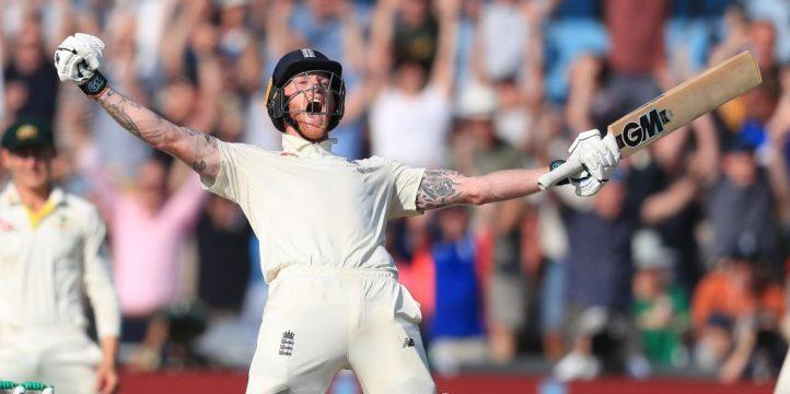 Ben Stokes Headingley England Australia Ridiculous Ashes PA