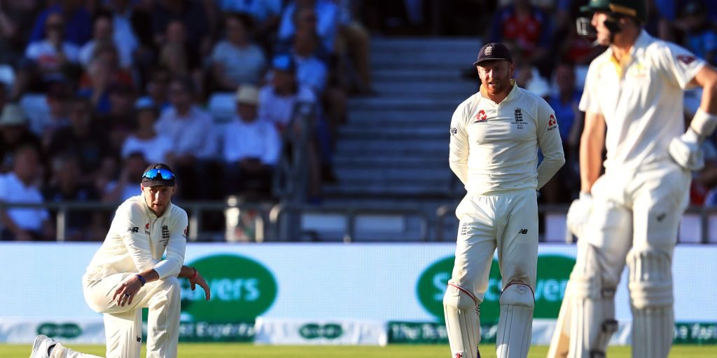 Joe Root drop Marnus Labuschagne Headingley England Australia Ashes PA