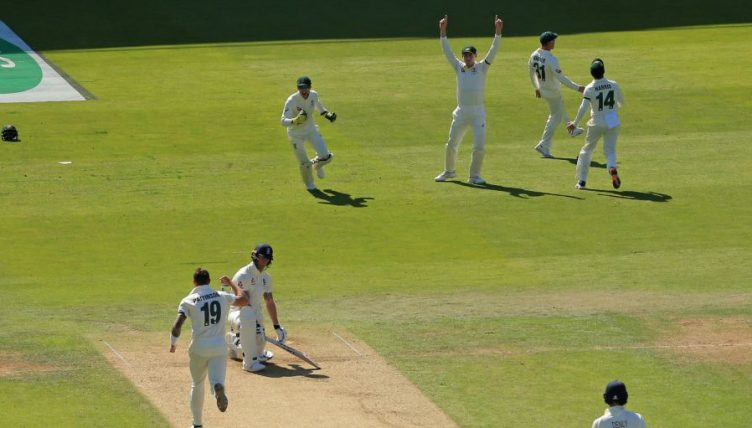 Ben Stokes out James Pattinson David Warner Ashes Headingley