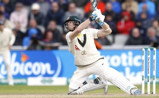 Steve Smith Ashes Old Trafford Australia England PA