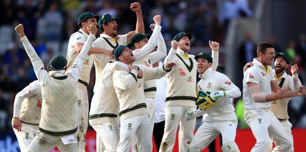 Ashes Australia Victory PA