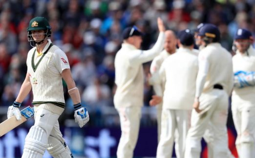Steve Smith out but not out Ridiculous Ashes Old Trafford PA