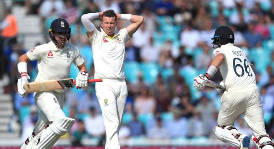 Peter Siddle disappointment The Oval Ashes Australia England PA