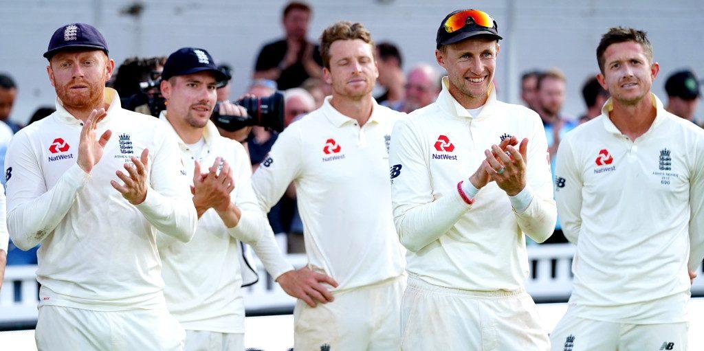 England Ashes PA