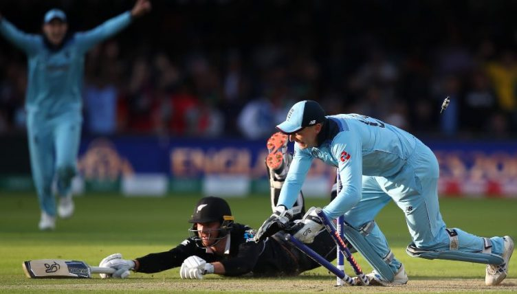 World Cup final Jos Buttler Super Over