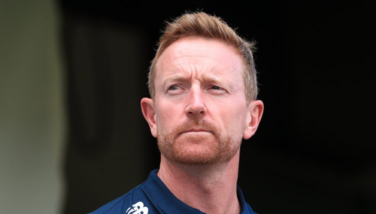 Paul Collingwood - part of coaching team under Chris Silverwood