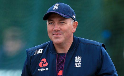 Chris Silverwood new England head coach