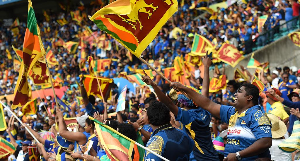 Sri Lanka cricket fans